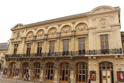Opera House in Reims