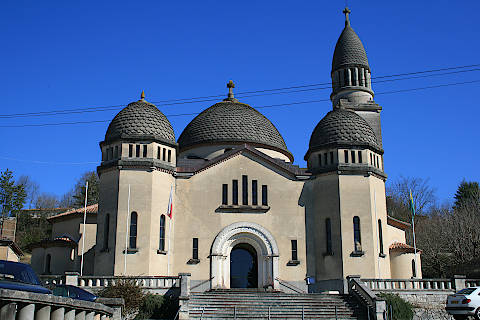 Church of Notre-Dame in Rberac