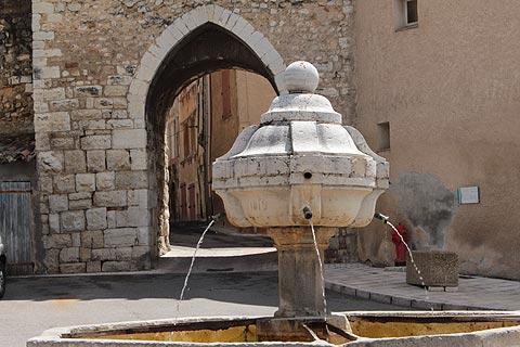 Fontaine de Riez