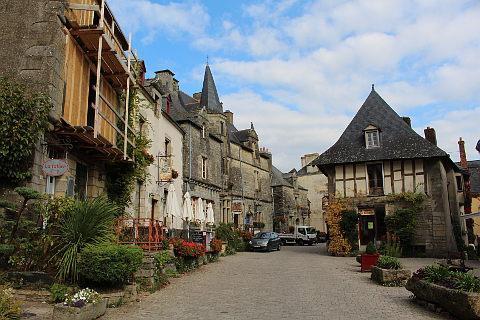 Centre de Rochefort en Terre