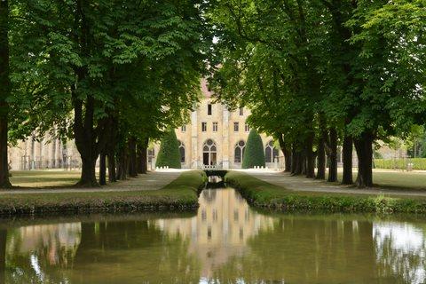 Jardins de l'abbaye de Royaumont