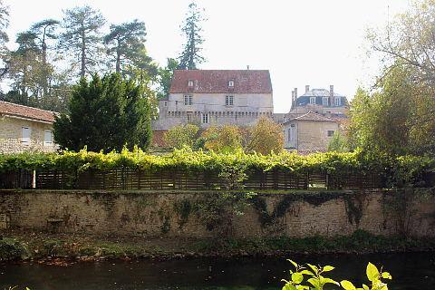 Chateau à Ruffec