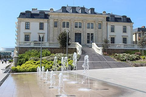 Palais de Justice à Sables d'Olonne