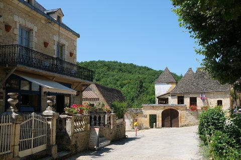 Mairie de Saint Amand de Coly