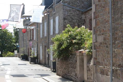 Centre ville de Saint-Briac-sur-Mer