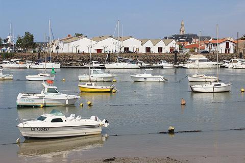 Port à Saint-Gilles-Croix-de-Vie