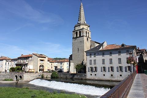 Visiter saint girons guide de voyage et information de tourisme pour saint girons ariege midi - Office tourisme st girons ...