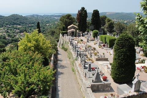 Saint paul de vence france travel and tourism attractions for Chagall st paul de vence