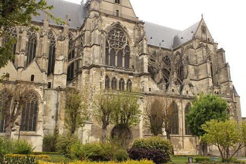 Saint Quentin basilica