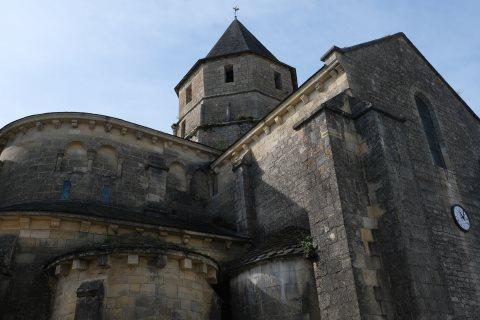église de Saint-Robert