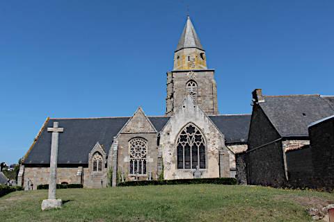 église de Saint Suliac