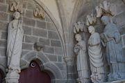 church-statues