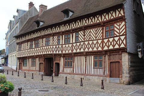 Henry IV house