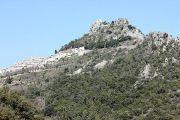 village-on-hillside
