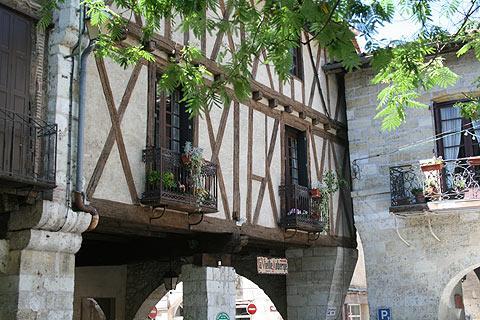 maisons anciennes en centre ville