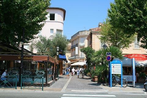 Sainte-Maxime centre ville