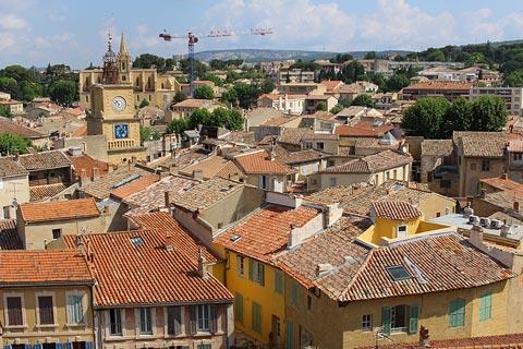 Visiter salon de provence guide de voyage et information de tourisme pour salon de provence - Meteo france salon de provence ...