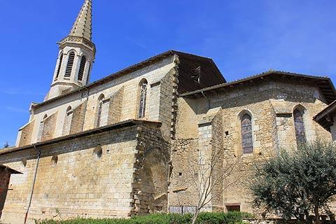 église de Sarrant