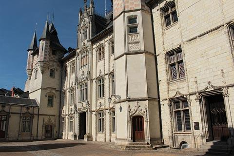 Town Hall in Saumur
