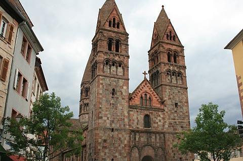Eglise de Saint Foy à Sélestat
