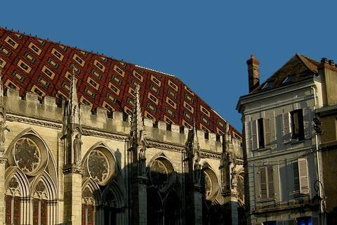 Palais des Evêchés à Sens