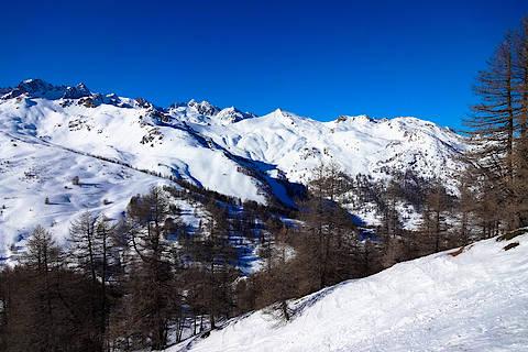 Montagnes de Serre Chevalier