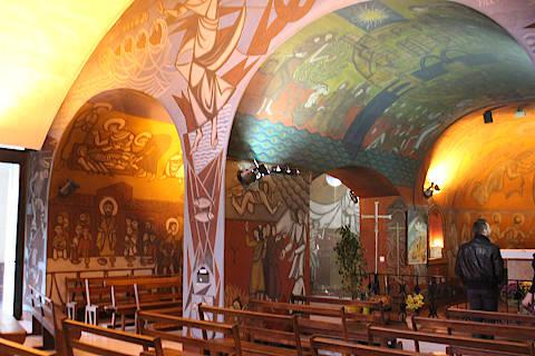Chapelle de Notre Dame La Salette in Sete