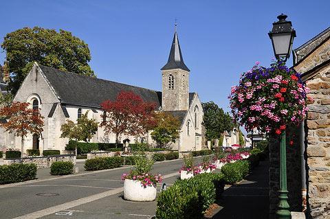 Église de Solesmes