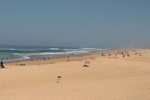 beach in hossegor