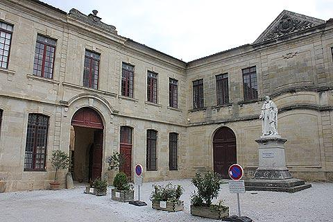 Abbey-Ecole in Soreze