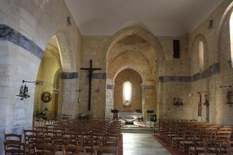 Eglise de Sorges