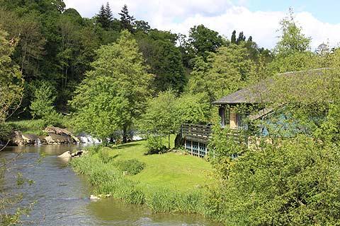 riviere du village