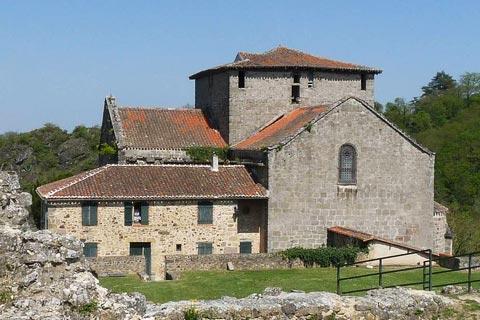 Eglise de Saint-Germain-de-Confolens