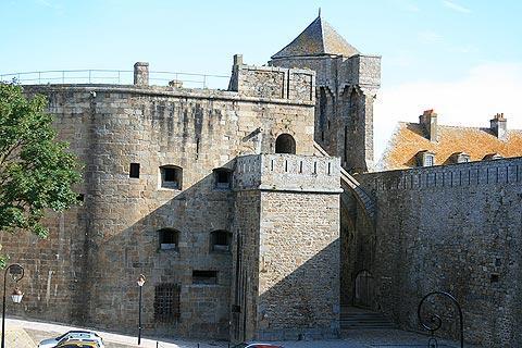 Saint Malo castle