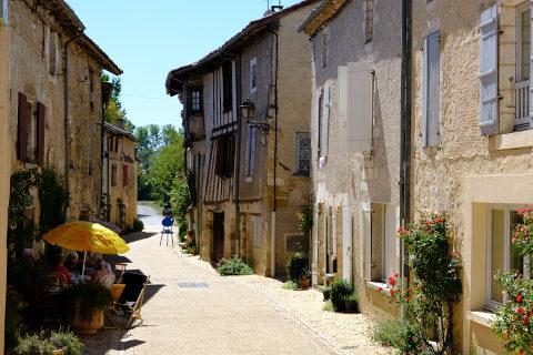 ancien rue à Saint-Jean-de-Cole