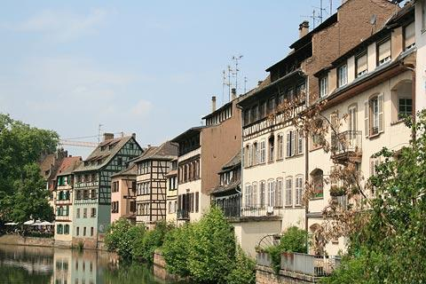 Strasbourg France travel and tourism attractions and sightseeing