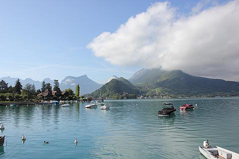 Talloires France travel and tourism attractions and sightseeing and