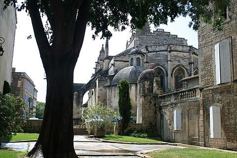Eglise de Saint-Marthe à Tarascon