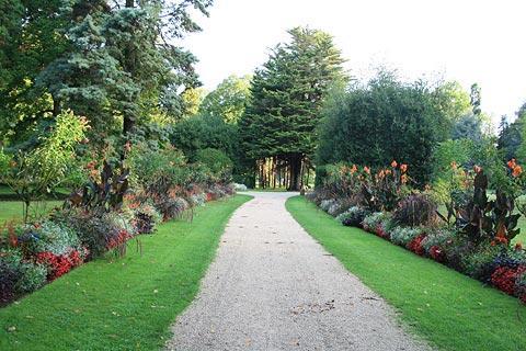 Jardin Massey de Tarbes