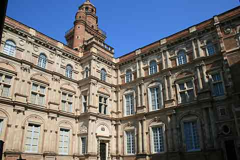 Museum of Beaux Arts in Toulouse