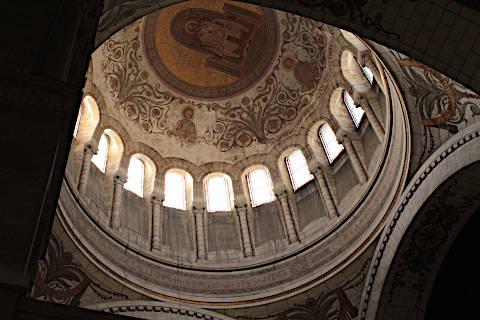 Dôme de la basilique Saint-Martin