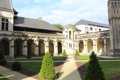 Cloisters of la Psalette in Tours