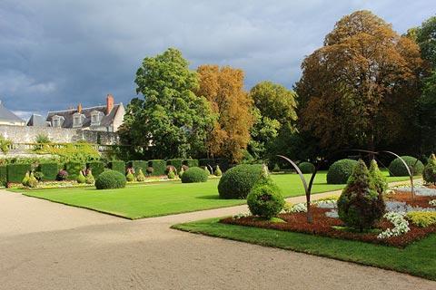 Jardins du Musée des Beaux-Arts de Tours
