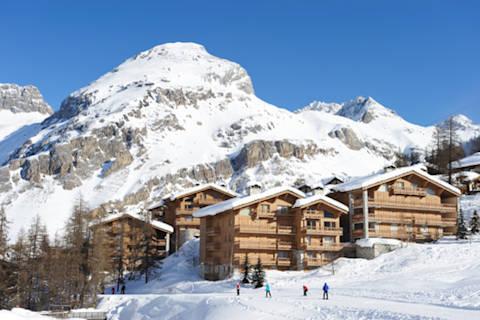 appartements de Val d'Isere