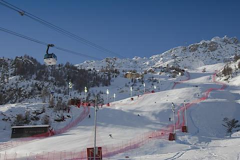 championnats du monde de ski à Val d'Isère