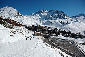 resort of Val Thorens