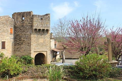anciennes défenses de Varen