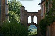 village-entrance