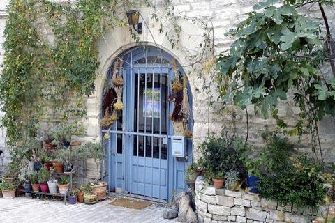 jolie vieille porte