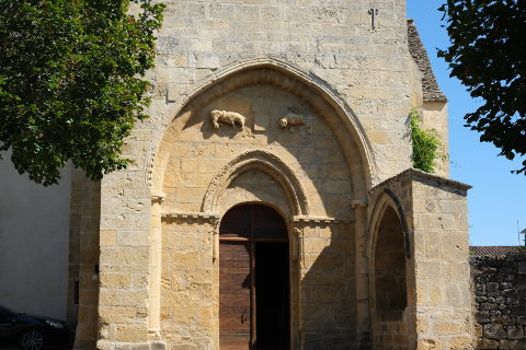 Vitrac church